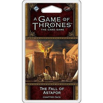 A Game of Thrones LCG - The Fall of Astapor Chapter Pack by FFG