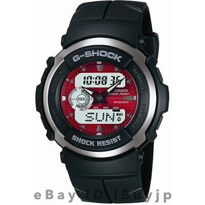 casio g shock g 300 4ajf standard g spike mens watch 97 36 picclick rh picclick com casio ws 300 manual pdf casio 5160 ws-300 manual