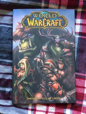 World Of Warcraft Book 1 Hardcover Wildstorm