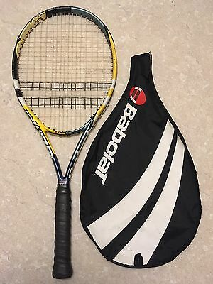 Racchetta da tennis BABOLAT POWER GAME 265gr L3 incordata!