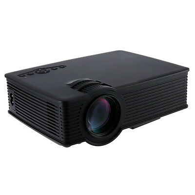 GP-9 Portable Home Theater 2000 Lumens 1920x1080 Multimedia HD LCD Projector