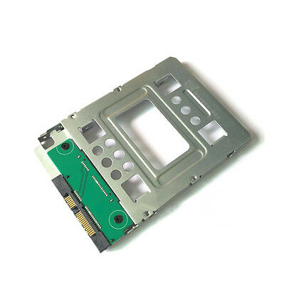 "2.5"" To 3.5"" Hard Drive Adaptor Bracket SSD Apple Mac Pro iMac PC Disk Dock"