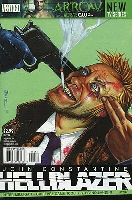 Hellblazer (Vol 1) # 296 Near Mint (NM) DC-Vertigo MODERN AGE COMICS