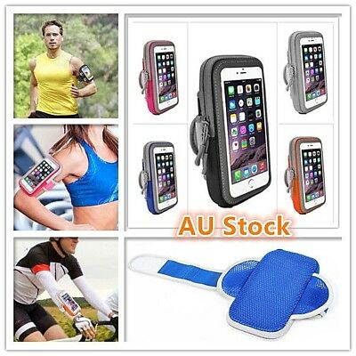 Outdoor Sport Running Gym Armband Arm Band Strap Bag Apple iPhone 6 6S 7 Plus