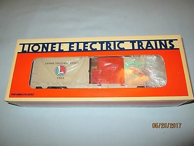 Lionel #6-19927 Lionel Visitor Center 1993 Boxcar. NIB