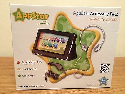 Appstar by Binatone 7 Inch Tablet Accessory PacK, BRAND NEW