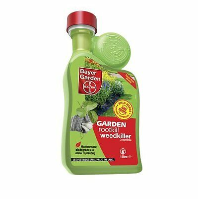 Bayer Garden Rootkill Weedkiller Concentrate, 500 ml