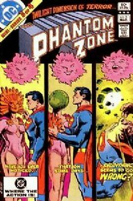 Phantom Zone (1982 Ltd) #   3 FN- (Fine Minus-) DC Comics AMERICAN