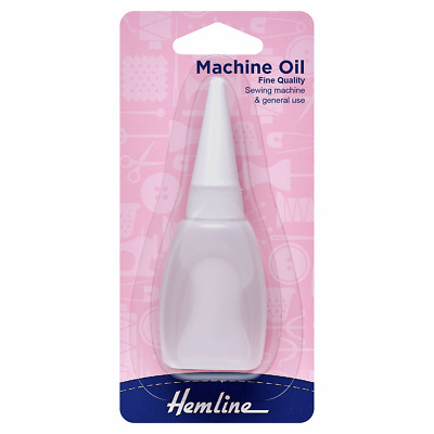 Sewing Machine Oil 20ml  Fine quality oil for sewing machine and general use.
