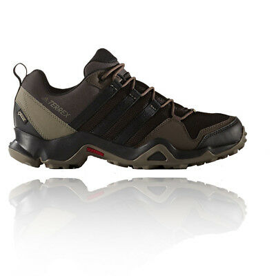 Adidas Terrex AX2R Mens Brown Waterproof Gore Tex Walking Hiking Shoes