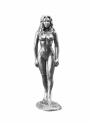Naked Girl Metal Toy Soldiers 54mm Nude Woman 1/32 Figure