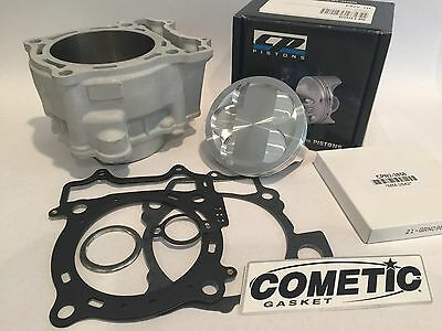 06-09 YZ450F YZF450 95mm Stock Std Bore Cylinder CP 13.5:1 Top End Rebuild Kit