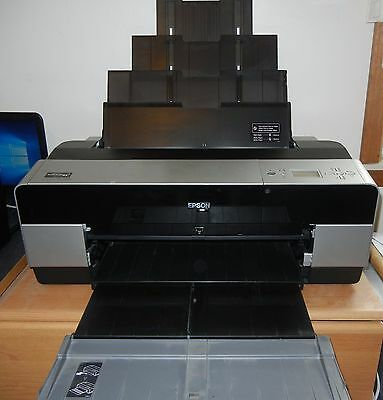Epson Stulus Pro 3880 printer, large format, new in 12/13