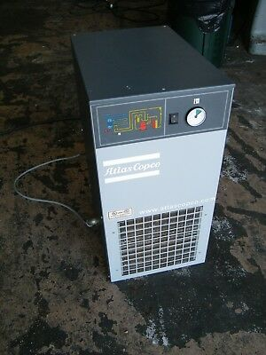 Quincy QRHT 75 high temp refrigerated air dryer ingersoll rand kaeser copco
