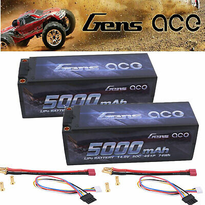2X Ultrax 6300mAh 14.8V Replacement Lipo Battery 4S1P For Yuneec Typhoon H Drone