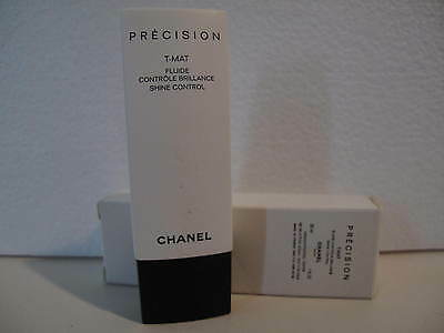 CHANEL PRECISION - T MAT - fluide controle brillance shine control  30ml.