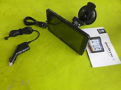 Rand McNally Overdryve 7 GPS Tablet / Overdryve 7c Limited Edition