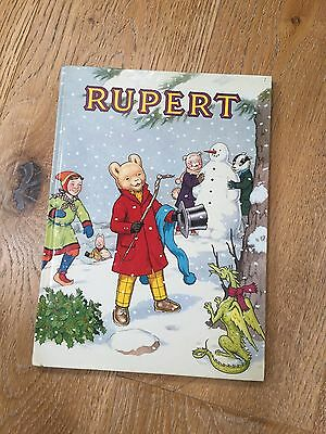 Rupert Bear Annual 1989 (The Daily Express) - Good Condition, Unclipped