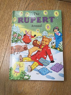 Rupert Bear Annual 2002 (The Daily Express) - Excellent Condition, Unclipped