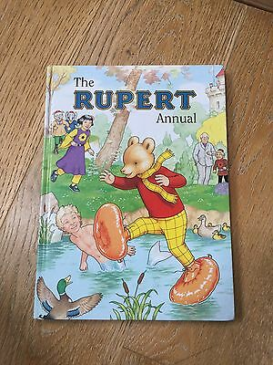 Rupert Bear Annual 1997 (The Daily Express) - Good Condition, Unclipped