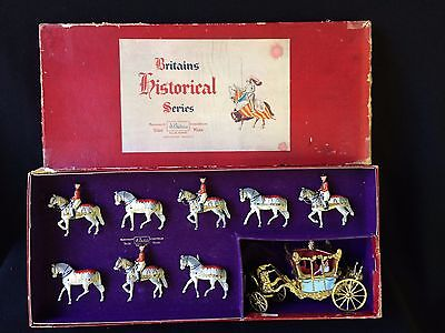 BRITAINS STATE COACH - BOXED - 100% original