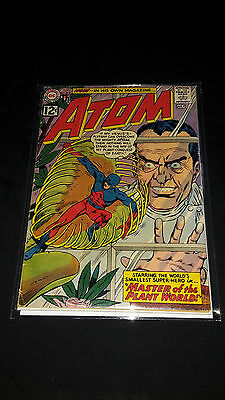 Atom #1 - DC Comics - July 1962 - 1st Print