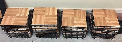 Wooden Laminate Tile Dance/Event/Wedding Floor Made in The U.S.A.