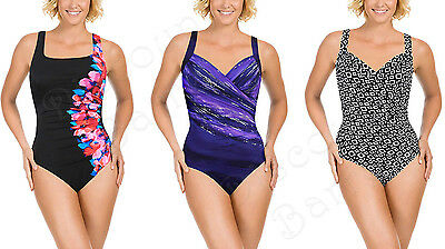 Kirkland Signature Miraclesuit Women/'s One Piece Slimming Swimsuit Variety NEW!