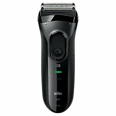 Braun Series 3 Rechargeable  Shaver with Trimmer