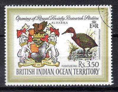 INDIAN OCEAN STAMPS- Royal Society Research Station 3.50r,  1971  (#)
