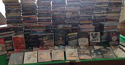 Joblot of 500 DVDS - New & Sealed - Fast Dispatch