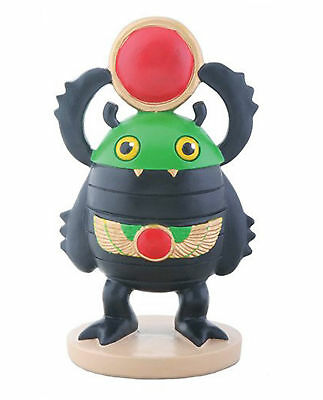 Weegyptians Winged Scarab Beetle Khepri Ra Egyptian Mythology Figurine Black