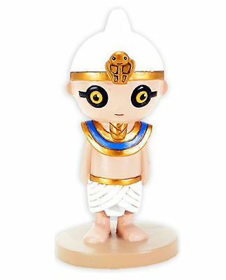 Weegyptians King Ramses III Pharaoh Ancient Egyptian Mythology Figurine Decor