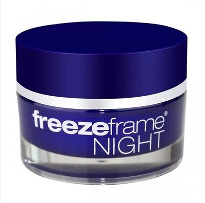 Freeze Frame Night Wrinkle Relaxing Cream Brand NEw RRP$159.