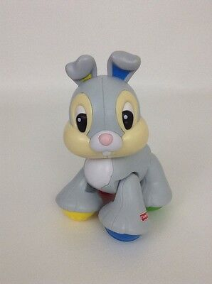 Fisher Price Disney Amazing Animals Clicker Pals Baby Thumper The Rabbit Toy