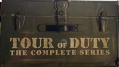 Tour of Duty The Complete Series VHS