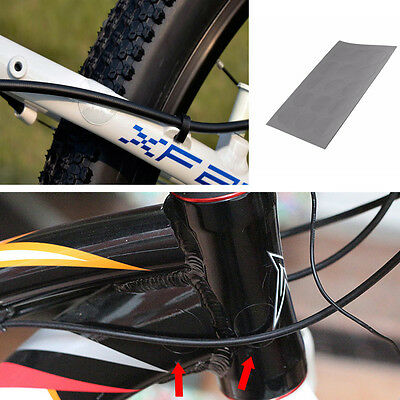 Bicycle Protect Sticker Bike Frame Guard Cycling Cable Wrap Bicycle Accessories