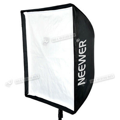 Neewer 70 X 70 Cm Speedlite Studio Flash And Umbrella Softbox With Carrying Bag