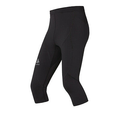 Odlo tights fury, collant long de running homme