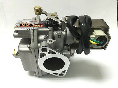 6AH-14301-30 31 21 CARBURETOR CARB Assy for Yamaha Outboard F 15HP 20HP 25HP 4T