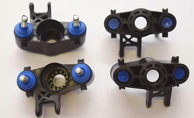 Traxxas Revo  3.3  Front And Rear  Hub Set
