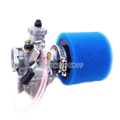 26mm Mikuni Carb Air Filter For 110 125 140 cc Pit Dirt Bike CRF50 Demon YCF SSR