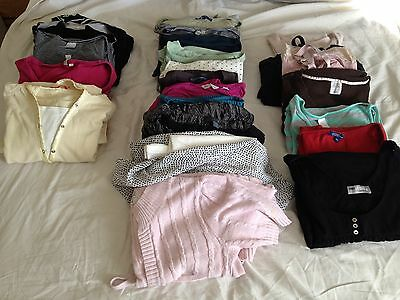 Maternity clothes bundle - over 40 items