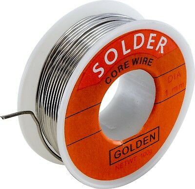 1Mm X 100G Lead Free Solder Wire Sn99.3% Cu0.7% Flux2.2% (Doss)