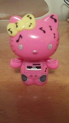 hello kitty jaxx pink figure