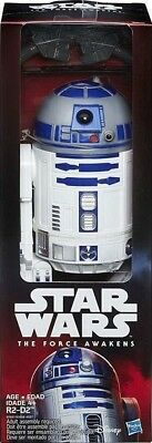 Figura Star Wars The Force Awakens R2D2 De 30 Cm, Precintada Nueva En Su Blister