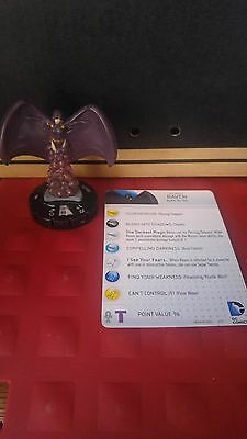 Raven #064 Teen Titans DC Heroclix figure with card
