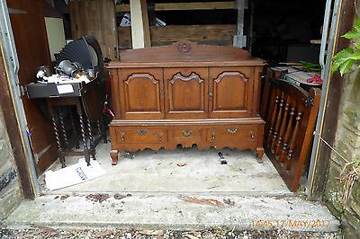 antique 18th century sideboard