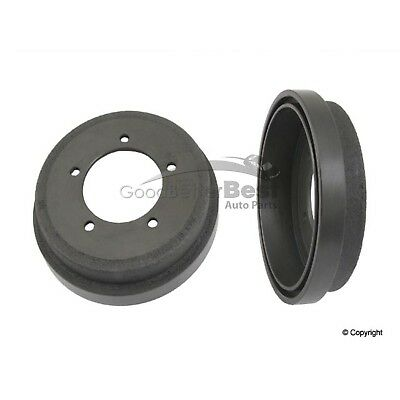 Rear Wagner BD180392E Premium E-Coated Rotor