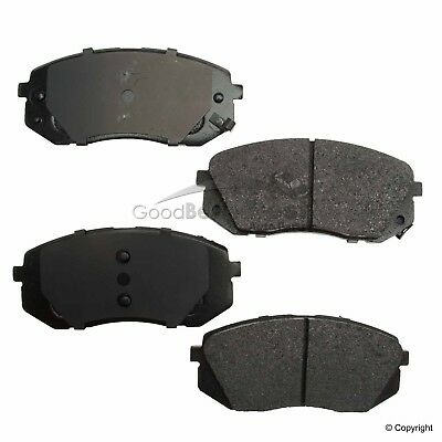 NEW BMW E36 E46 Front Disc Brake Pad OPparts Semi Met D 8781 OSM